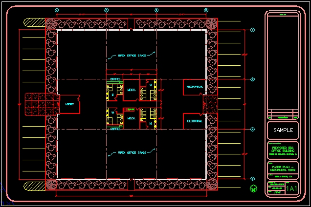 Online Architectural Services House Plans